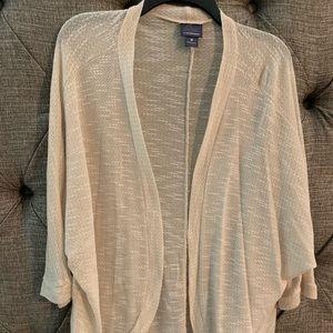 Motherhood Maternity Sweaters - Maternity cardigan 3/4 sleeve, like new